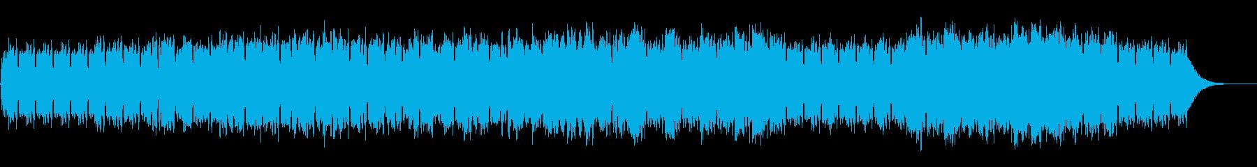 ニューエイジ研究所インスピレーショ...の再生済みの波形