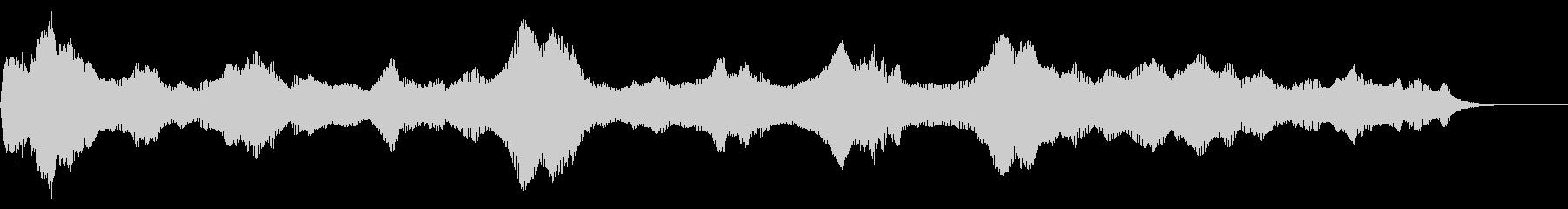 ホラードローンホーンティングローエ...の未再生の波形