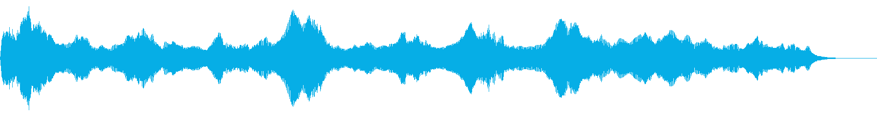ホラードローンホーンティングローエ...の再生済みの波形