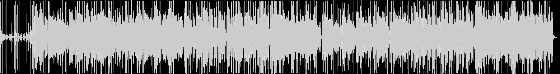 ファンク/ソウル/ R&B。アジャ...の未再生の波形