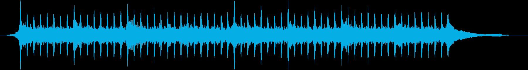 CM16/アコギ/爽やか/穏やか/感動的の再生済みの波形