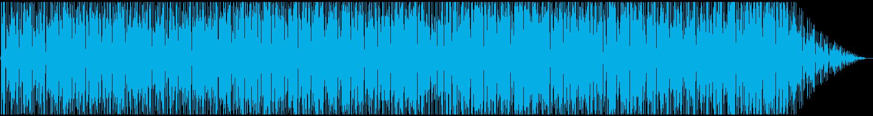 【生演奏】海/ボサノバ/リゾート/夏の再生済みの波形
