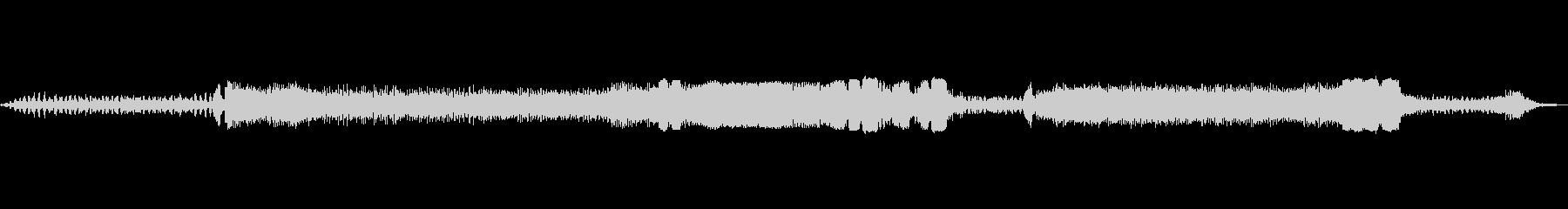 プロストックレースカー:REVSの...の未再生の波形