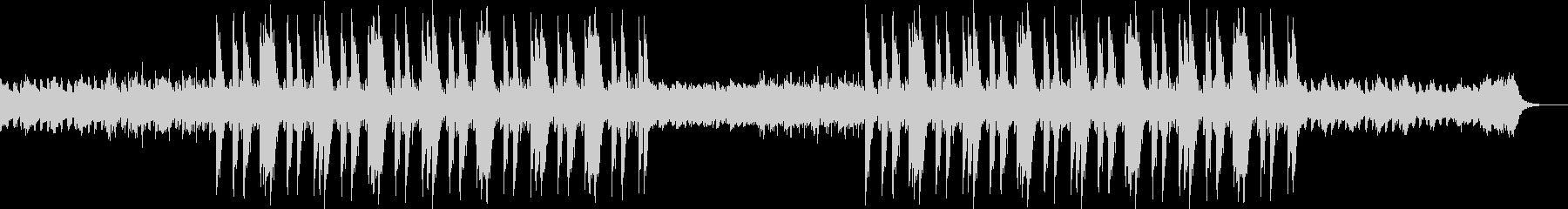 かわいい キラキラ チルトラップの未再生の波形