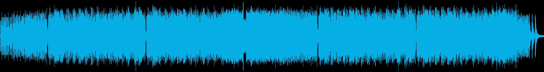 タンゴ サンバ 移動 リラックス ...の再生済みの波形