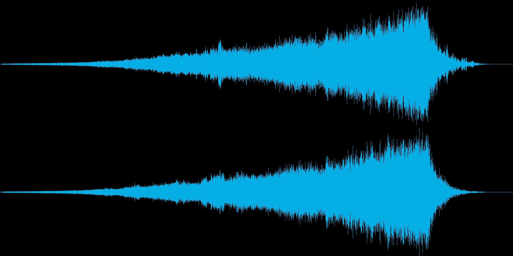 【ライザー】39 エピックサウンド 迫力の再生済みの波形