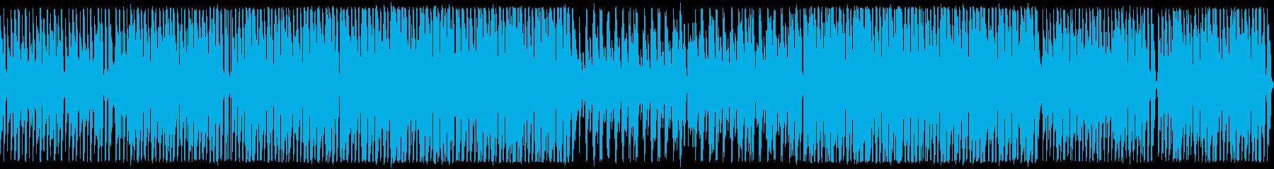木琴のノリノリポップ ループ仕様の再生済みの波形