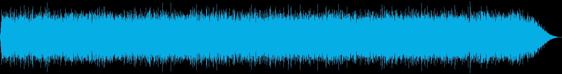 火事02の再生済みの波形