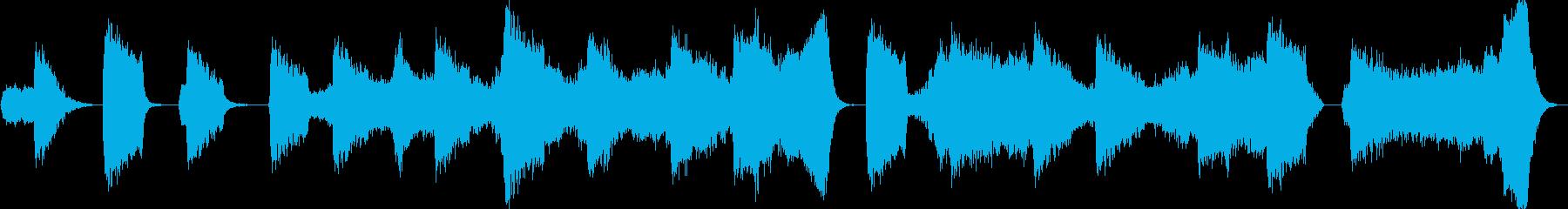 不気味なオーケストレーションは、迫...の再生済みの波形