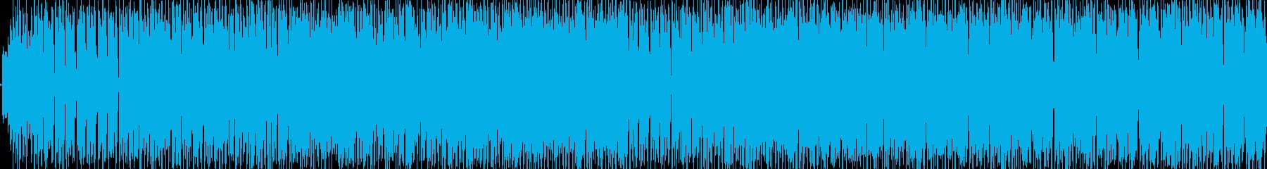 与論島に行った時に浮かんできた曲です。…の再生済みの波形