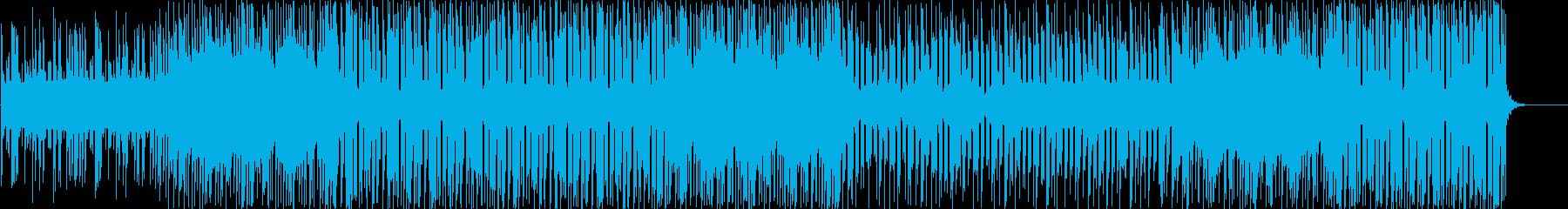 ライフスタイル アクション 感情的...の再生済みの波形