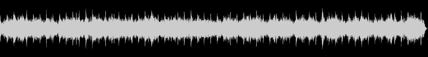 24【417Hz】ソルフェジオ周波数の未再生の波形