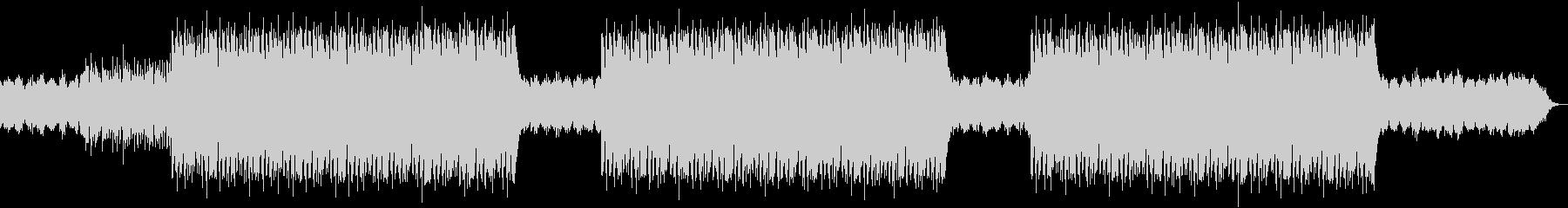 エモ系ギターヒップホップBGMの未再生の波形