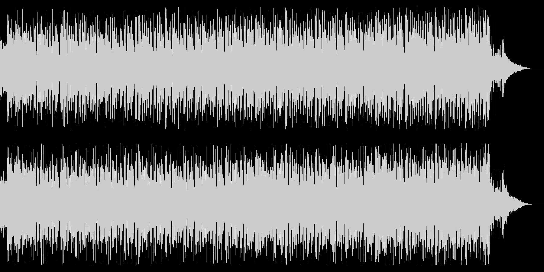 モダン和風EDM/ReMIX/短尺弐の未再生の波形