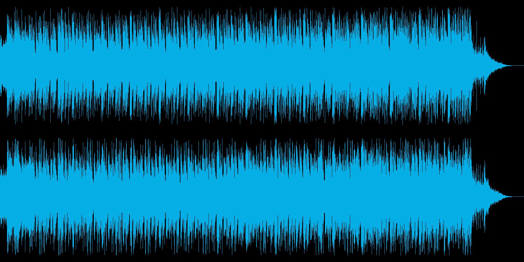 モダン和風EDM/ReMIX/短尺弐の再生済みの波形