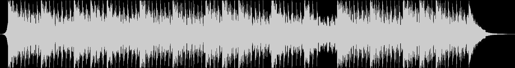 コーポレートテックミニマルポップの未再生の波形