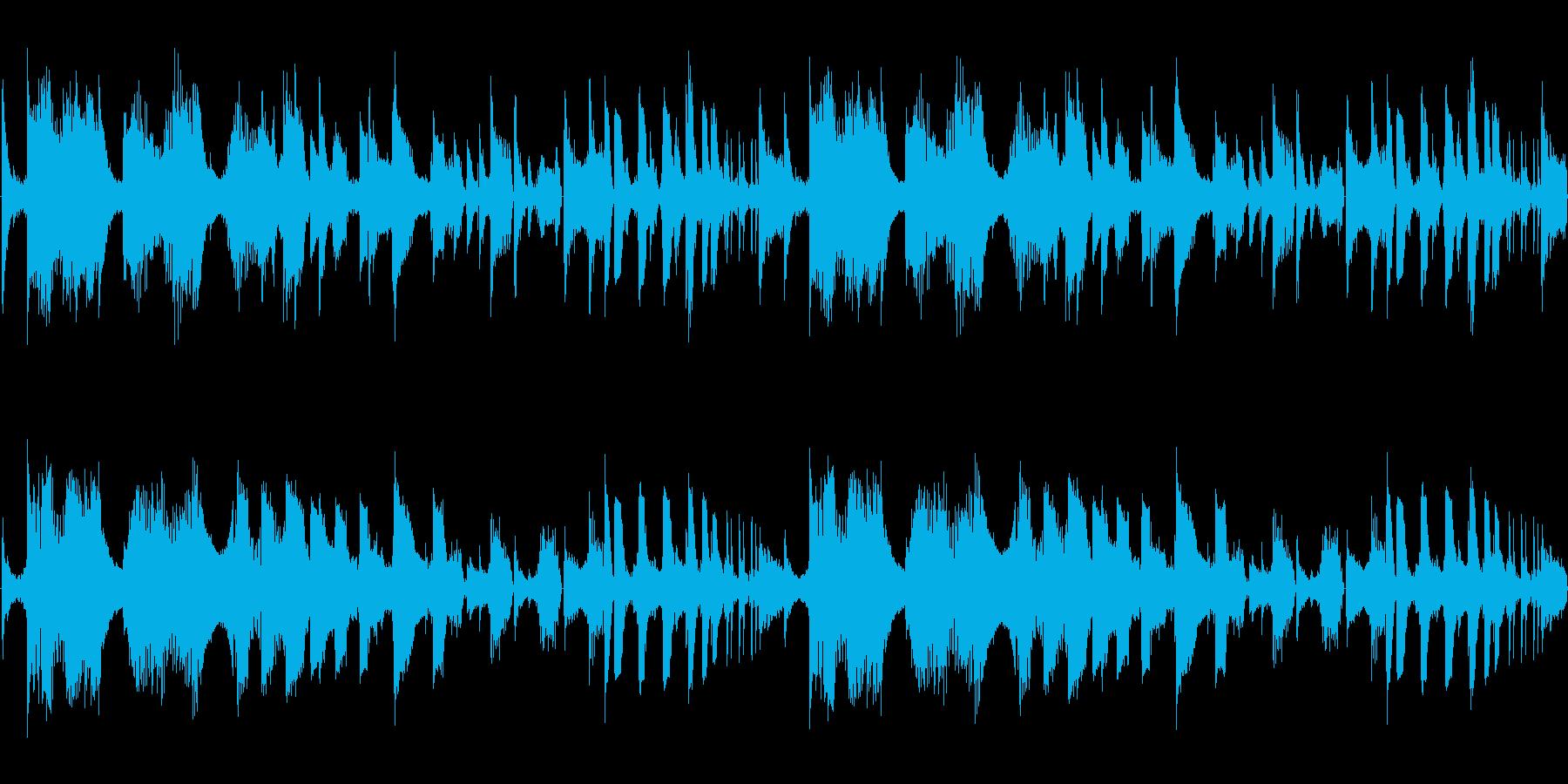 【オシャレ/ラウンジ/JAZZ】の再生済みの波形