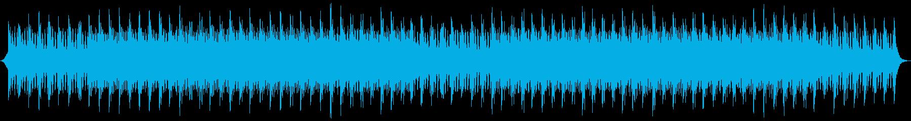 爽やか・優しい・トロピカル・EDMの再生済みの波形