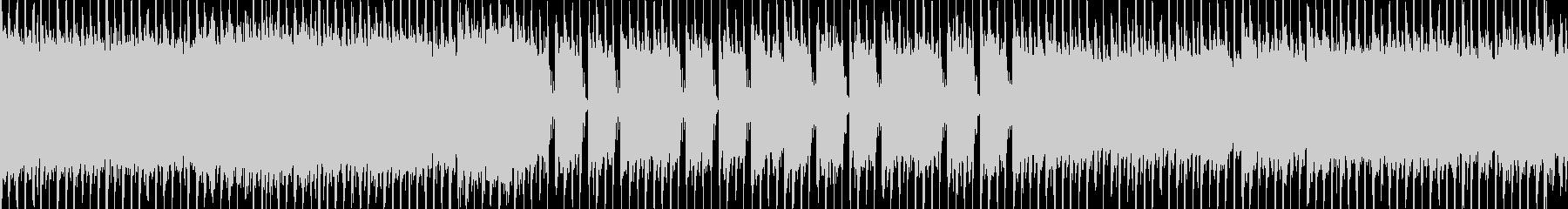 爽やか/アコースティックギター ループ版の未再生の波形
