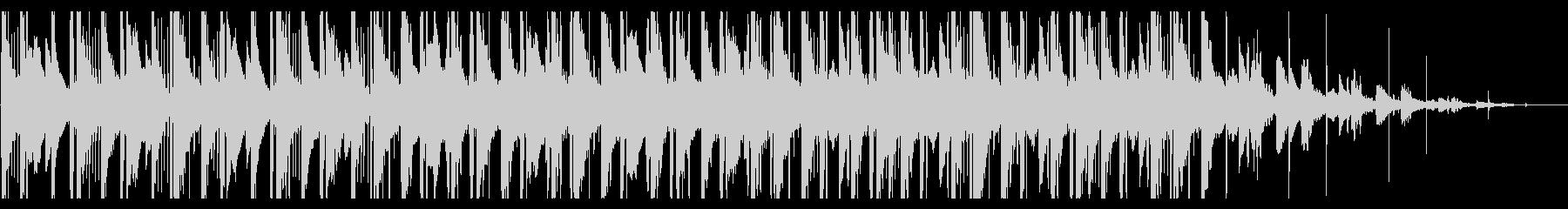 不気味/Hiphop_No411_3の未再生の波形