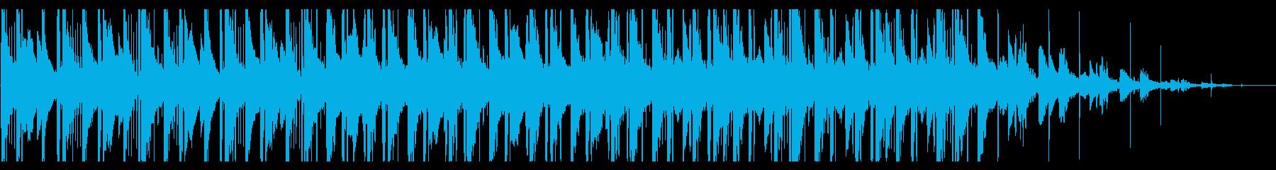 不気味/Hiphop_No411_3の再生済みの波形
