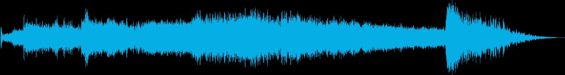 未来のタイムマシン:スタート、ワイ...の再生済みの波形