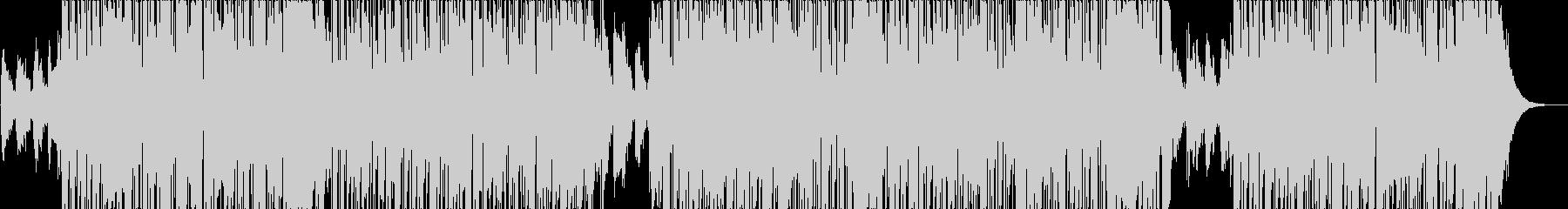 映像用ゆったりポップなスムースジャズの未再生の波形
