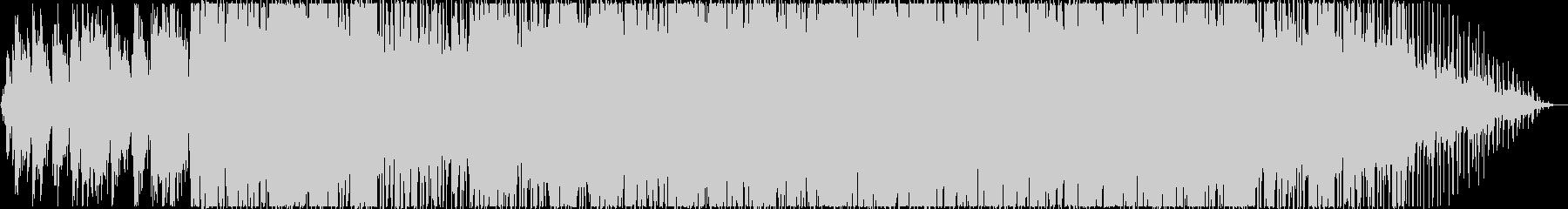 優しく切ないミディアムテンポR&Bポップの未再生の波形