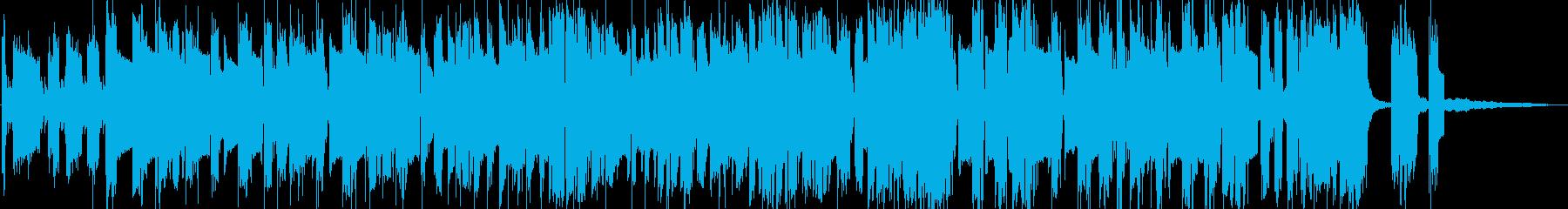 滑らか ジャズ ポジティブ 明るい...の再生済みの波形