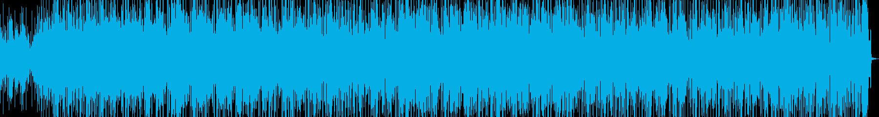 ヒップホップ、男性ボーカル。ラップ...の再生済みの波形