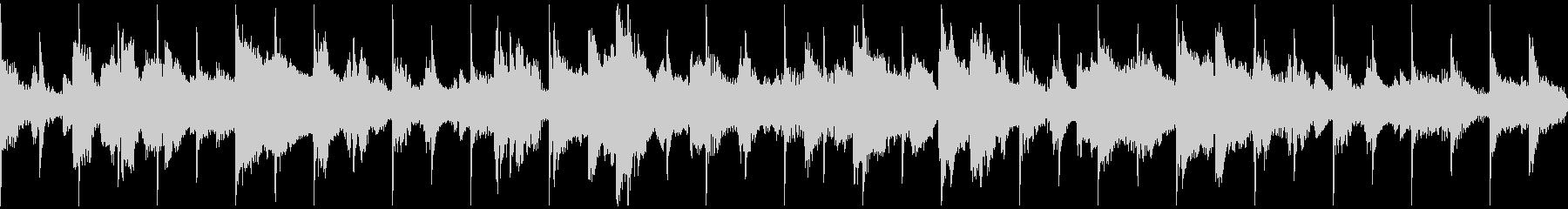 30秒ループ 臨場感あるサックスジャズ の未再生の波形