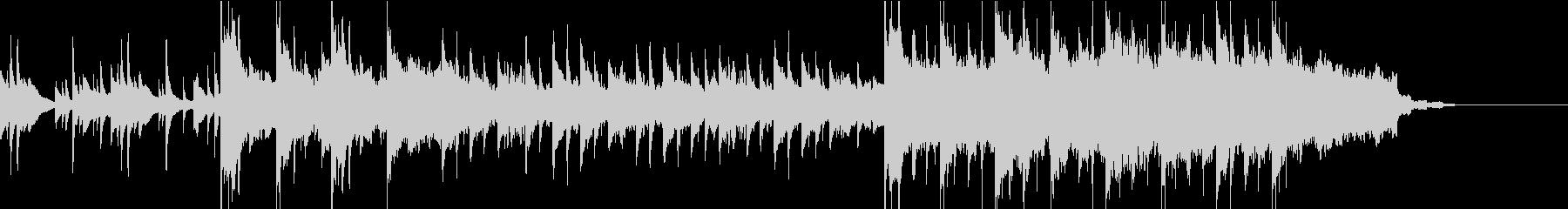 企業VPや映像に壮大なバイオリンBGMの未再生の波形