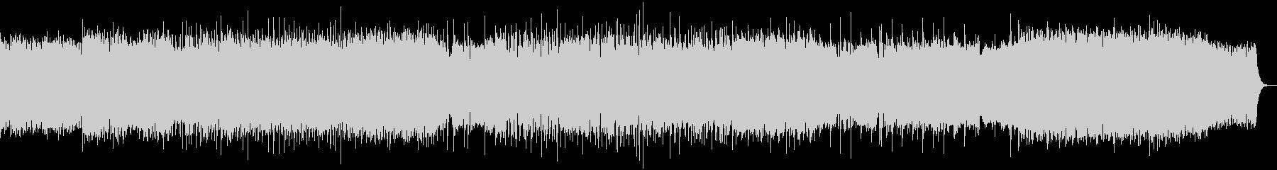 オーケストラとクワイアとダブステdubの未再生の波形