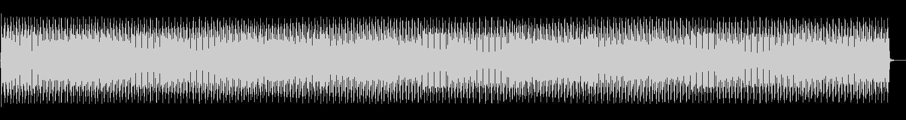 自動アラーム音アラームの未再生の波形