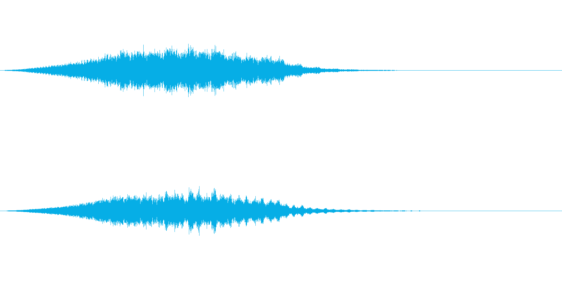 ミステリー系導入音_その7の再生済みの波形