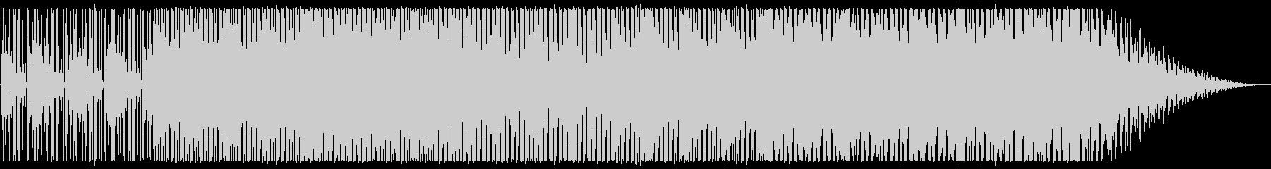 クール/都会/ハウス_No442の未再生の波形