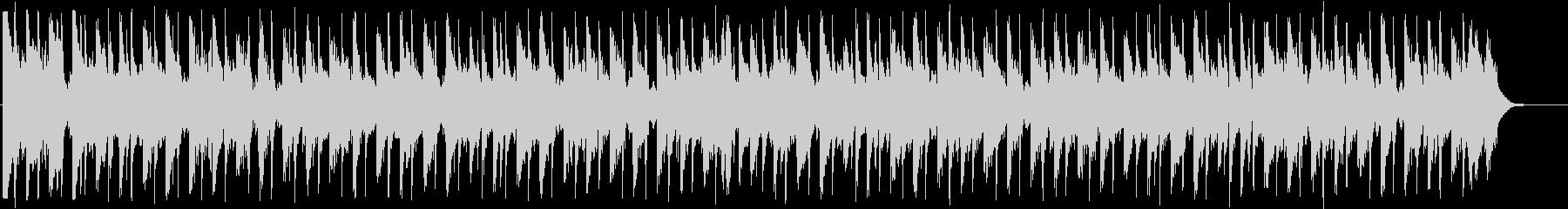 きらびやかなファンクディスコ_612_5の未再生の波形