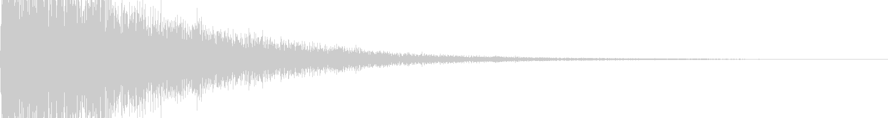 ピロロン 高めの未再生の波形