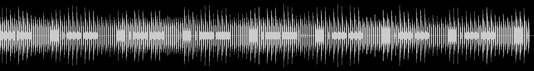 かえるの合唱 (ファミコン)の未再生の波形