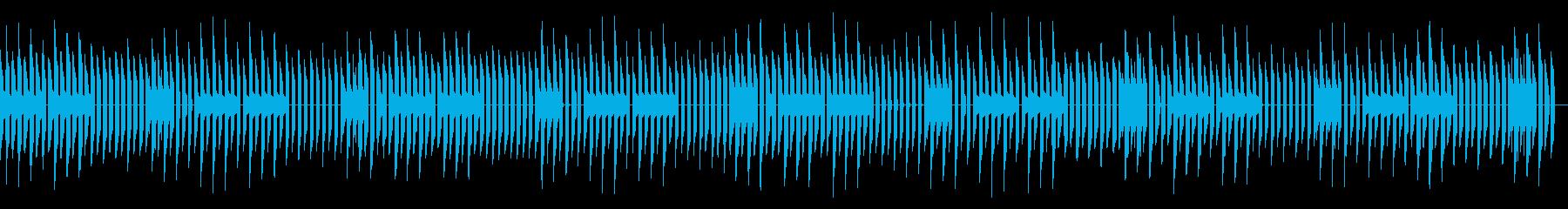 かえるの合唱 (ファミコン)の再生済みの波形