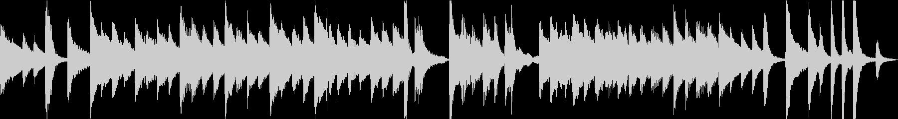 【悲壮感】30秒ピアノソロ【ループ】の未再生の波形