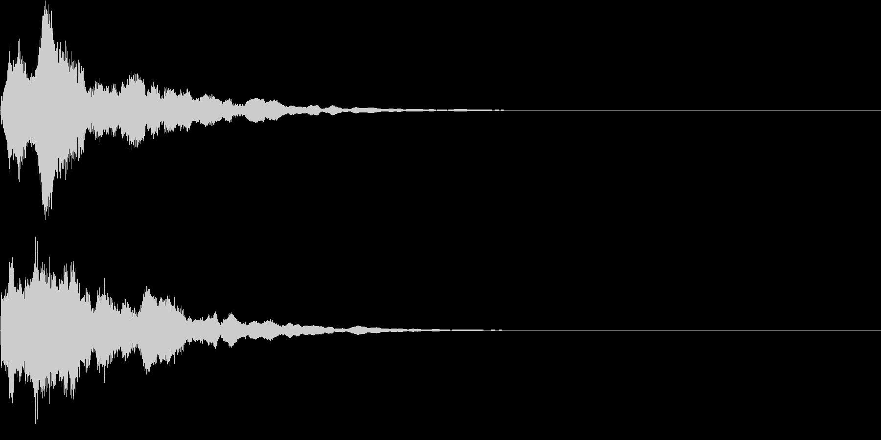 キラフワーン(セーブ・ロード・記録)の未再生の波形
