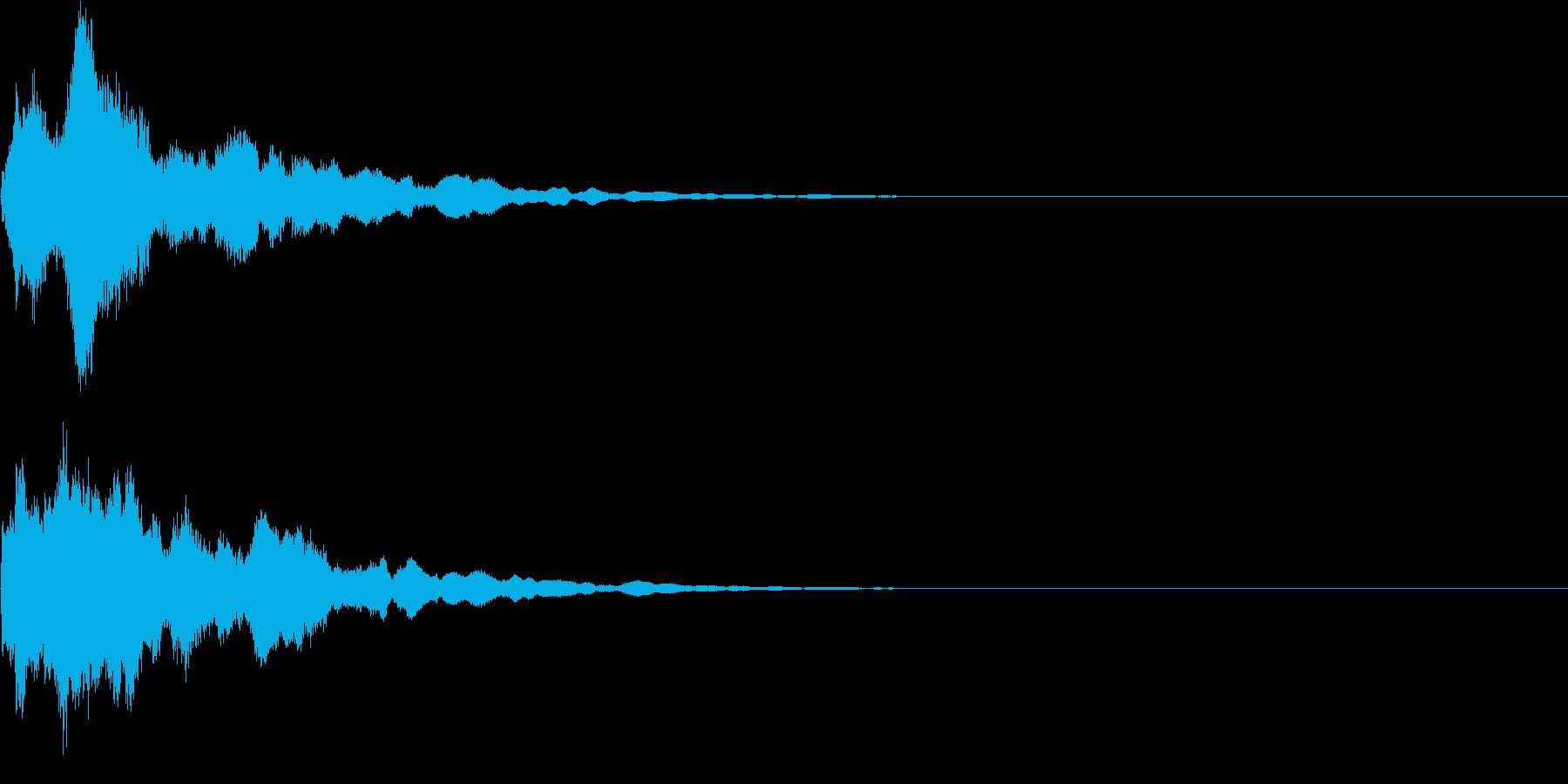 キラフワーン(セーブ・ロード・記録)の再生済みの波形