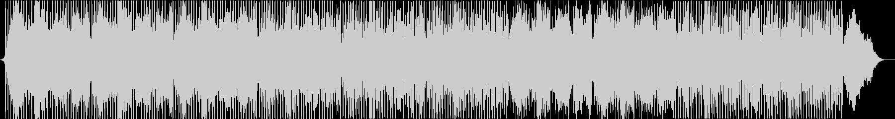 背景、アンビエントの未再生の波形