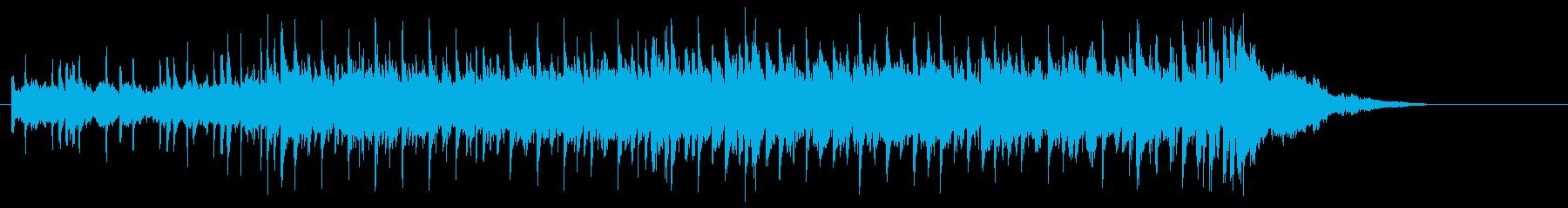 アダルトなナイトエレガンスサウンドの再生済みの波形