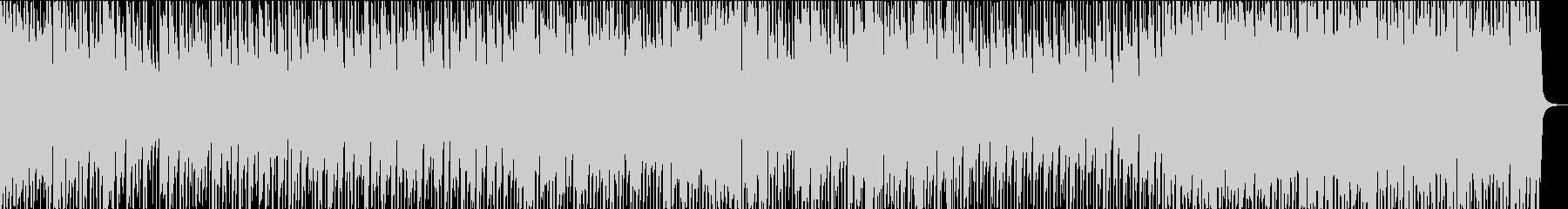 流れるようなテナーサックスのメロデ...の未再生の波形