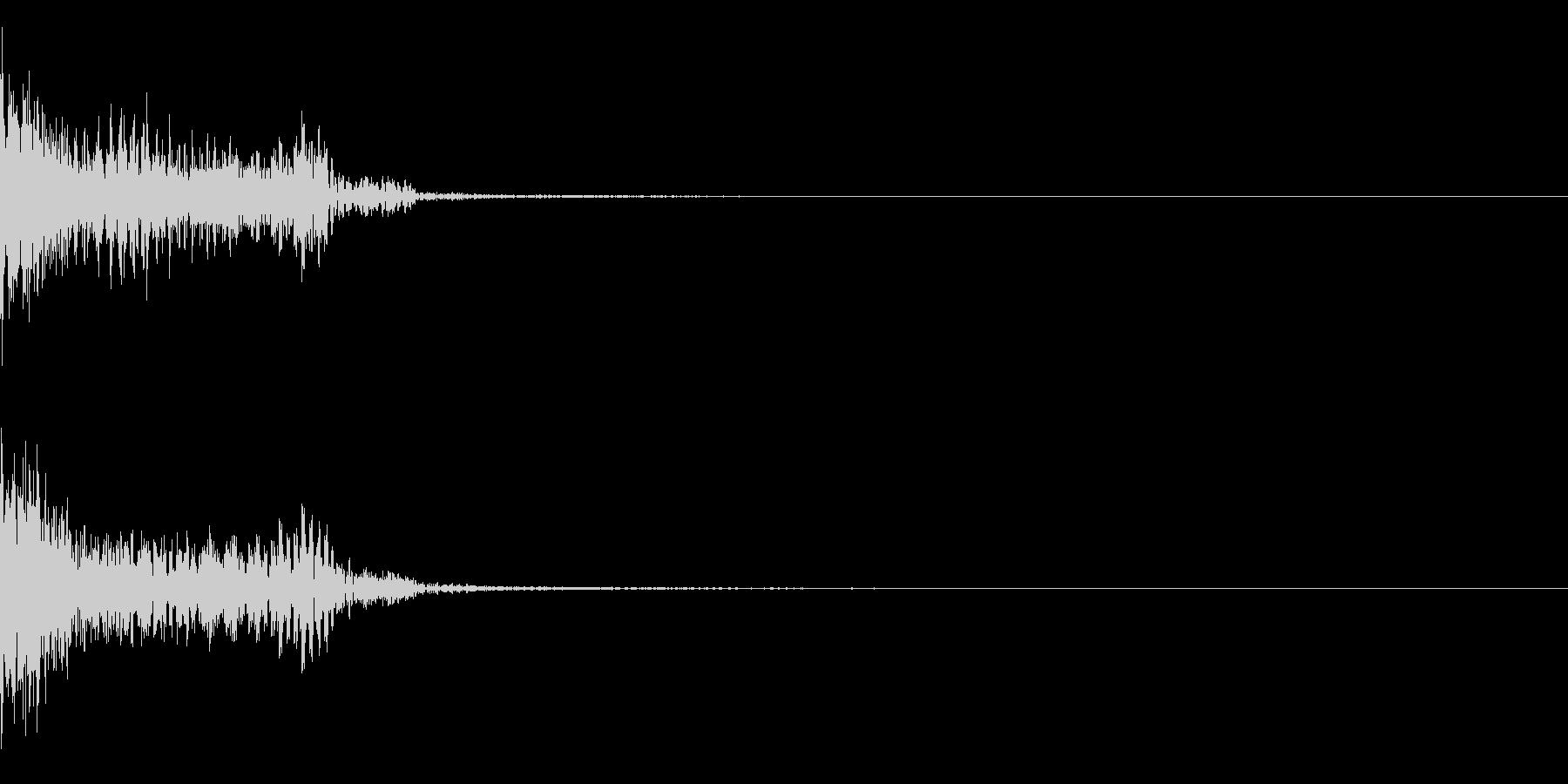 サイバー、ロゴ、アクセント、効果の未再生の波形