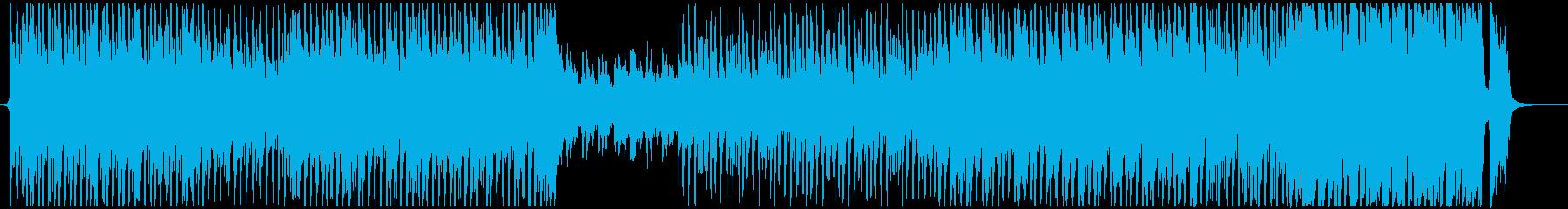 壮大な幕開けオーケストラ-希望epicの再生済みの波形