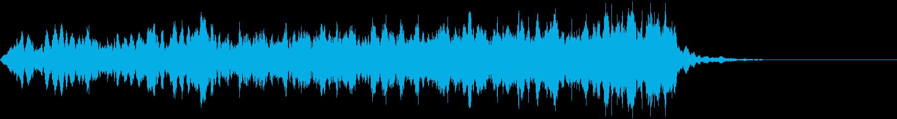 CINEMATIC RISER_18の再生済みの波形