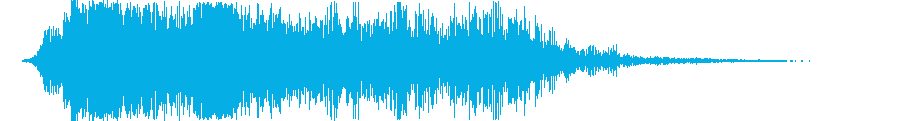 SCI FI メニュー閉じるヘビー02の再生済みの波形
